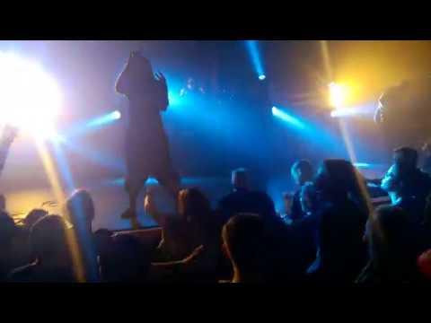 Twelve foot ninja (Australia). Fontaine Palace; Liepāja — 13/10/17