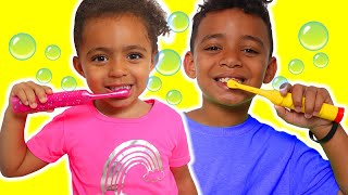 Brush Your Teeth Song + more Children's Songs and Videos