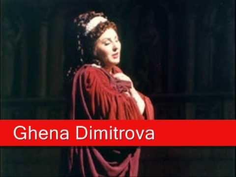 Ghena dimitrova bellini norma 39 casta diva 39 youtube - Norma casta diva bellini ...