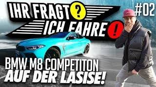 JP Performance - Ihr fragt, Ich fahre! #2 LaSiSe Spezial | BMW M8 Competition