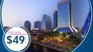 Silver Airways $49 to Jacksonville ~ Pensacola International Airport