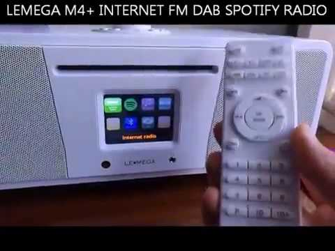 lemega m4 internet fm dab spotify radio all in one best. Black Bedroom Furniture Sets. Home Design Ideas
