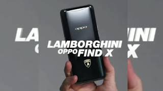 Oppo Find X Lamborghini Edition First Look in Tamil