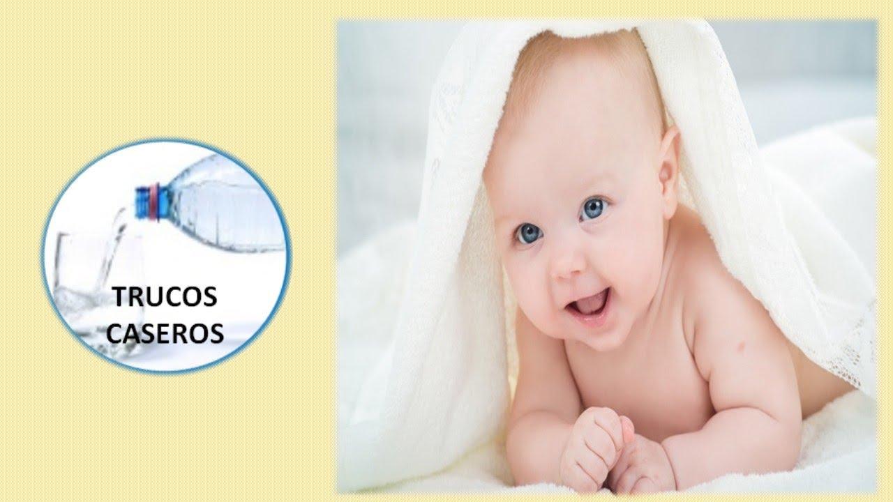 Remedios caseros para los sarpullidos en bebes