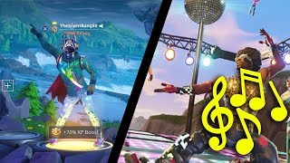 DISCO FEVER REMIX! *with emote* (Disco Domination Captured Mus…