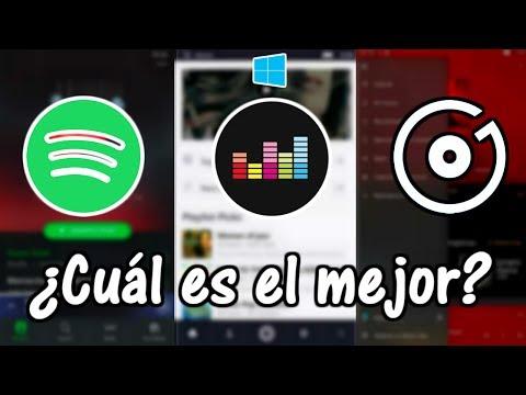 Spotify Vs Deezer Vs Groove Music ¿Cuál Es La Mejor Aplicación De Música En Streaming?