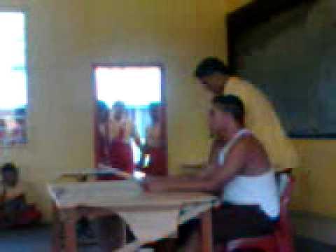 Samoa College Year 13 Drama..