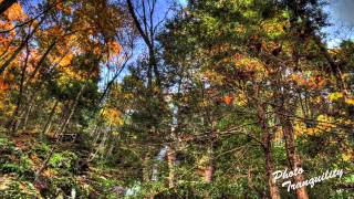 Buttermilkf Falls, Stokes State Forest - Time Lapse HDR Photography - Waterfall