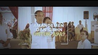 Panas! Bicara Amandemen, Pancasila dan 3 Periode Presiden #KupasTuntas