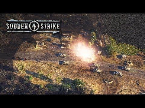Sudden Strike 4 Youtube Video