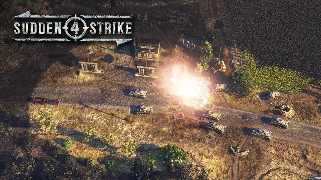Download Sudden Strike 4 Free Full Version PC Game