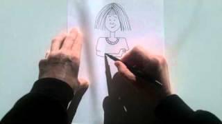 How to draw Ramona