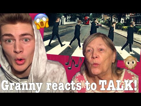My Granny Reacts To Talk By Why Don't We!