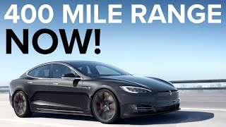 Tesla Already Hit 400 Miles of Range + FSD & Giga Texas! - TSLA Q1 Earnings Call Summary