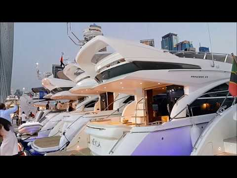 Dubai Boat Show 2017 part 2