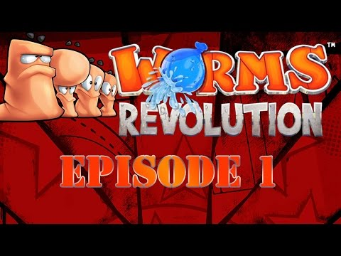YOUTUBER IMPRESSIONS (AND FREE PUBLICITY) - Worms Revolution - Ep. 1