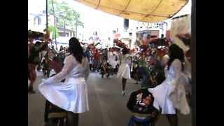 Carnaval Tepeyanco 2012 Inaguracion Camada Primera - La jota (+1)