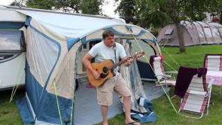 Camping des artistes en Normandie