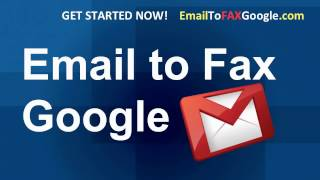 Email to Fax on Google Gmail