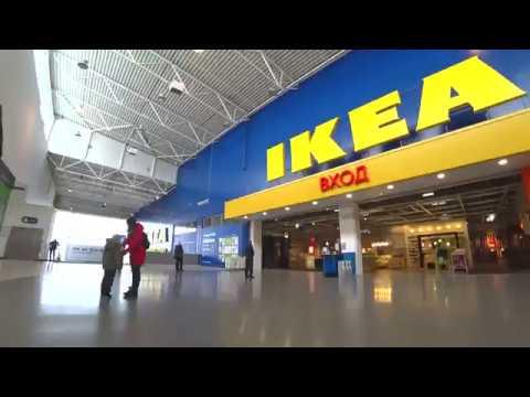 ✿  VLOG. Мебель ИКЕА Часть 1/ ОБЩИЙ  Обзор магазина/ОТЗЫВЫ...