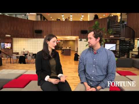 WeWork's plan to end the traditional office | Fortune