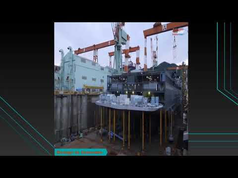 How a Huge Ship is Built in Shipyard . Amazing Video