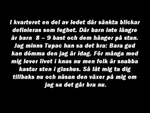 Sebbe(Stakset) - Nostalgitripp/Lyrics