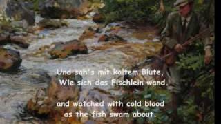 """Schubert: """"Die Forelle"""" (Fischer-Dieskau, Moore)"""