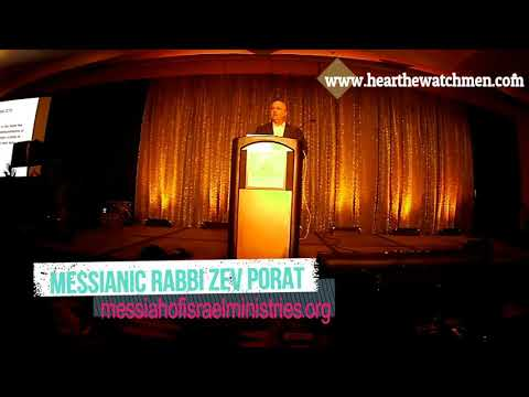 Messianic Rabbi Zev Porat SETS THE RECORD STRAIGHT in Boise Idaho!