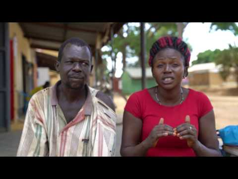 Living in a war zone in South Sudan - Kenny Charles Interview - GoFundMe
