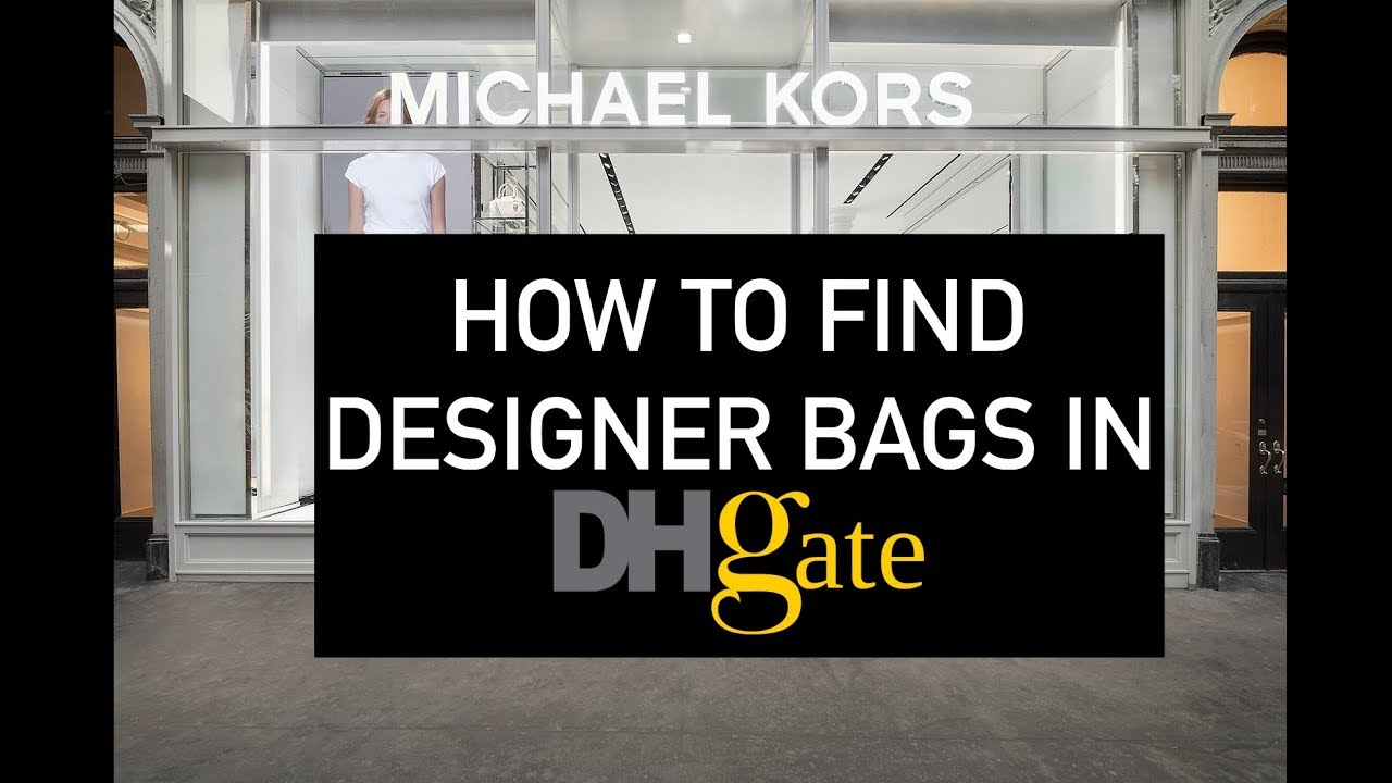 2b4f419fb29 Kikipurchases  What Keywords To Use To Find Designer Bags   DHGATE   IOffer