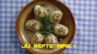 Veze ne Gjalp - Eggs in Butter