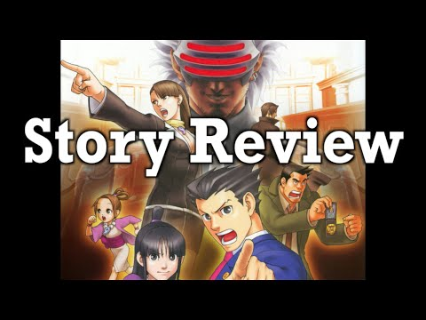 VG Story Review - Phoenix Wright: Trials & Tribulations