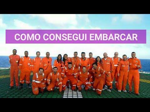 COMO TRABALHAR EM PLATAFORMA | AREA OFFSHORE