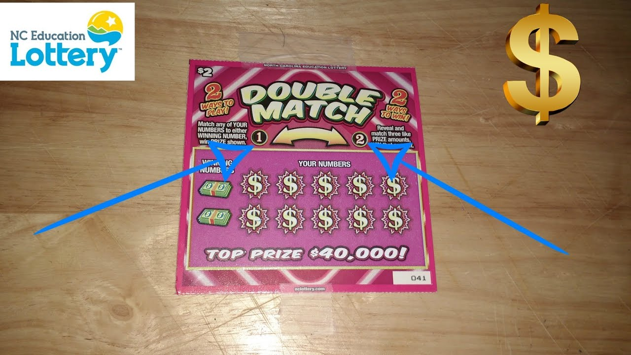 Double match nc lottery scratch off ticket youtube double match nc lottery scratch off ticket sciox Image collections
