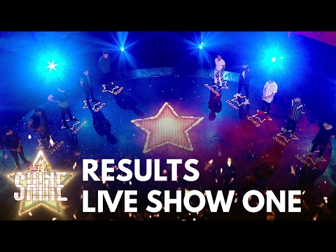 The results are in! Two bands become one - Let It Shine - BBC One