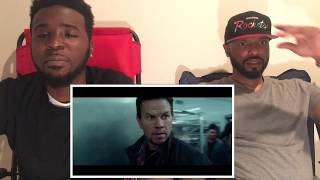 Mile 22 Official Trailer Reaction