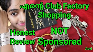 Club factory haul|Unboxing&review|Malayalam|Cheap&best jewellery|online shopping in malayalam|Asvi