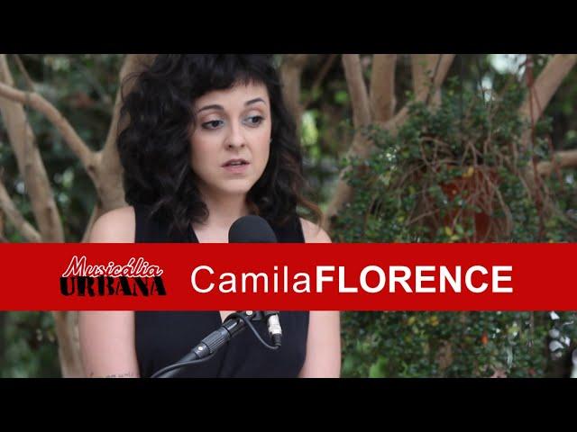 Camila Florence - Baião Que é Meu | Musicália Urbana