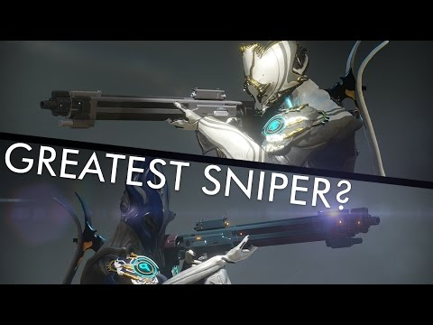 Warframe: What Is Our Greatest Sniper? (Top 5)
