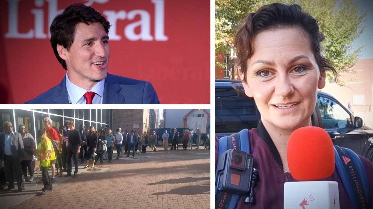 "Rebel BANNED from Trudeau Liberal events as ""General rule"" says staffer Christina 
