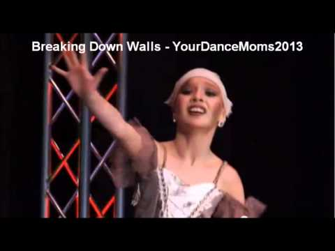 Breaking Down Walls - Full Song - Featured on Dance Moms