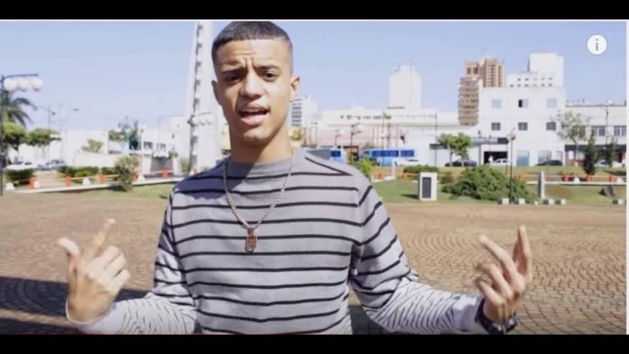 FUNK GOSPEL 2017 | MC GABRIEL - MEU PAI TA PRA VOLTAR