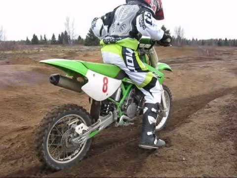 motocross kx 85 youtube. Black Bedroom Furniture Sets. Home Design Ideas