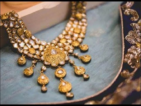 Necklace2018 /Latest Beads Necklace #necklace making videos
