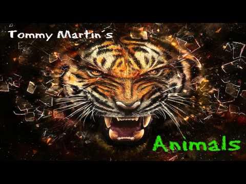 Martin Garrrix - Animals (Tommy Martin´s Bootleg)