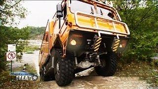 Die verrücktesten Off-Roader 1/2 | Riesenkipper, Bagger & Co. | Abenteuer Auto Classics