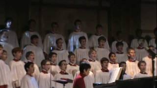 personet hodie texas boys choir christmas concert 2011 with johnny hearon and josha hearon