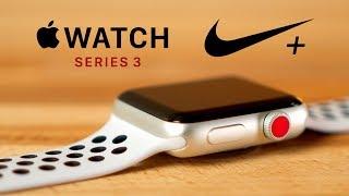 Apple Watch Series 3 Nike +