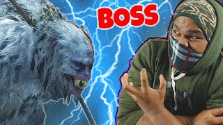 Beast v/s Beast (Guardian Ape Boss Fight)